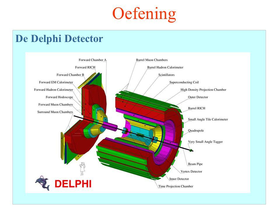De Delphi Detector Oefening