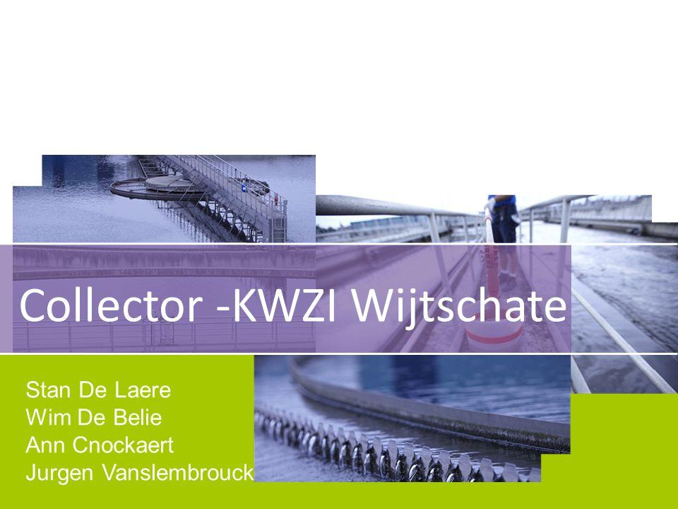 Collector -KWZI Wijtschate Stan De Laere Wim De Belie Ann Cnockaert Jurgen Vanslembrouck