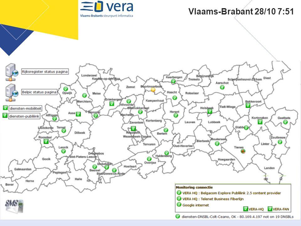 VERA maakt gebruik van open-source software om deze dienstverlening aan te bieden. Vlaams-Brabant 28/10 7:51