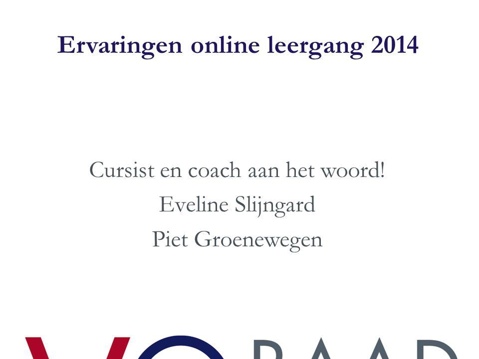 Online leergang LOB