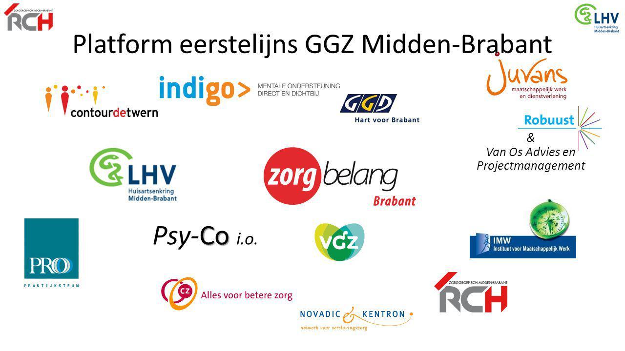 Co Psy-Co i.o. & Van Os Advies en Projectmanagement Platform eerstelijns GGZ Midden-Brabant