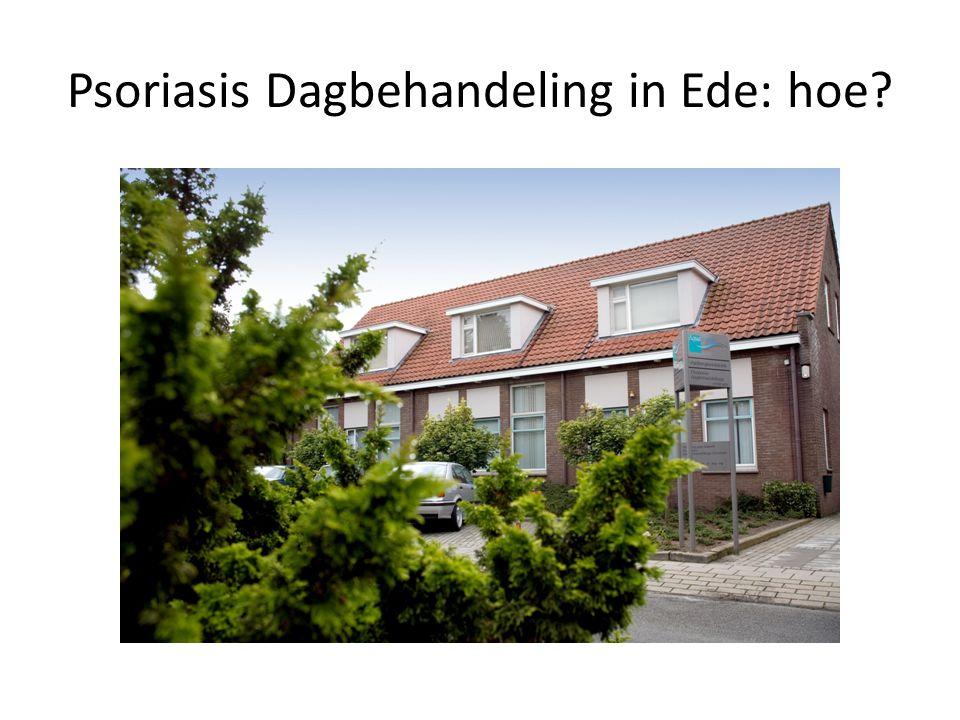 Psoriasis Dagbehandeling in Ede: hoe?