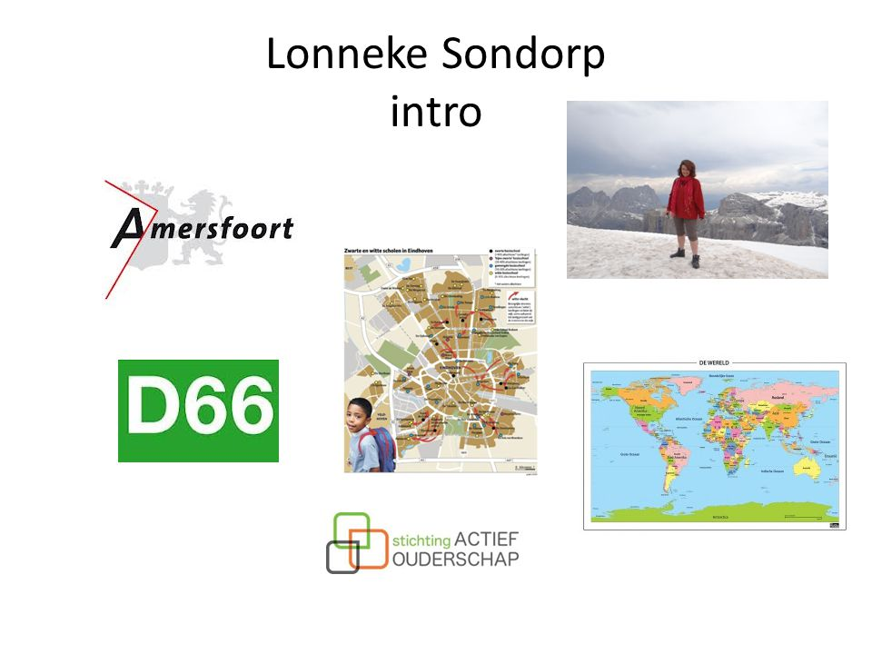 Lonneke Sondorp intro