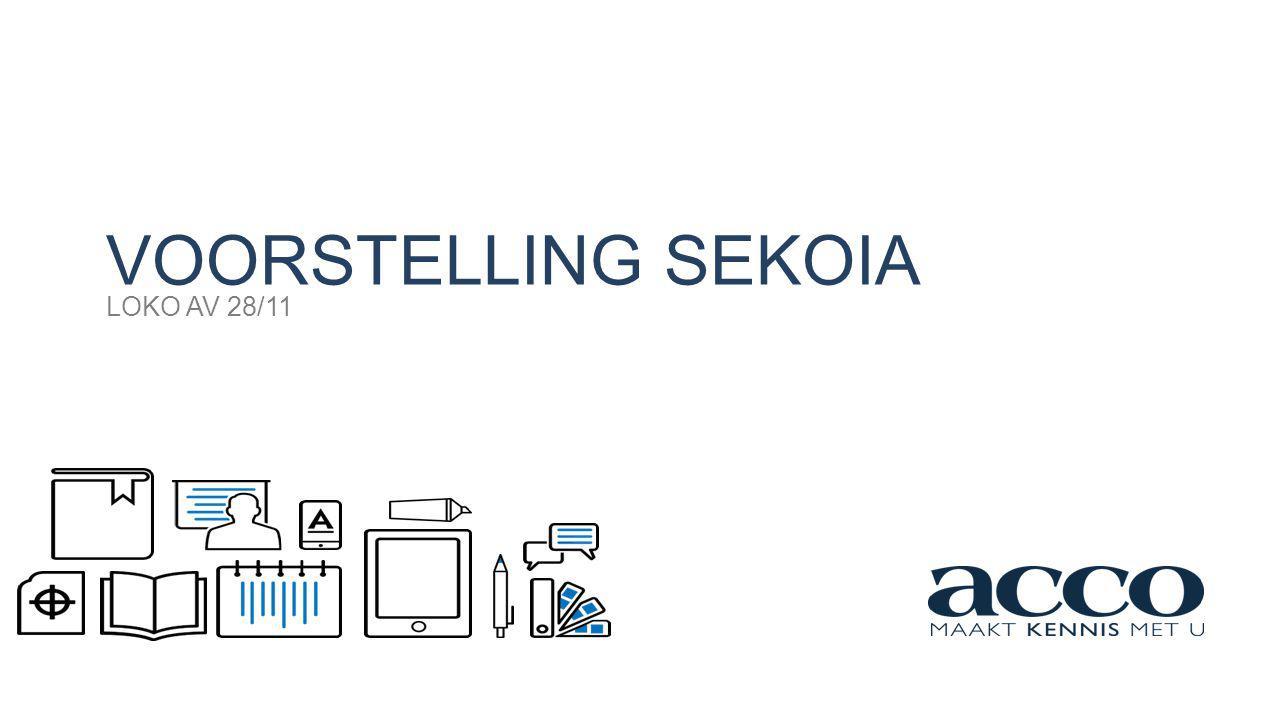 VOORSTELLING SEKOIA LOKO AV 28/11