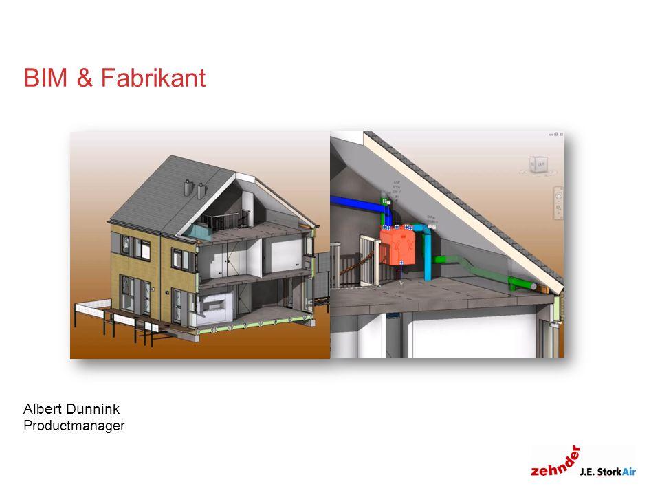 6.0 6.8 11.8 8.8 0 BIM & Fabrikant Albert Dunnink Productmanager