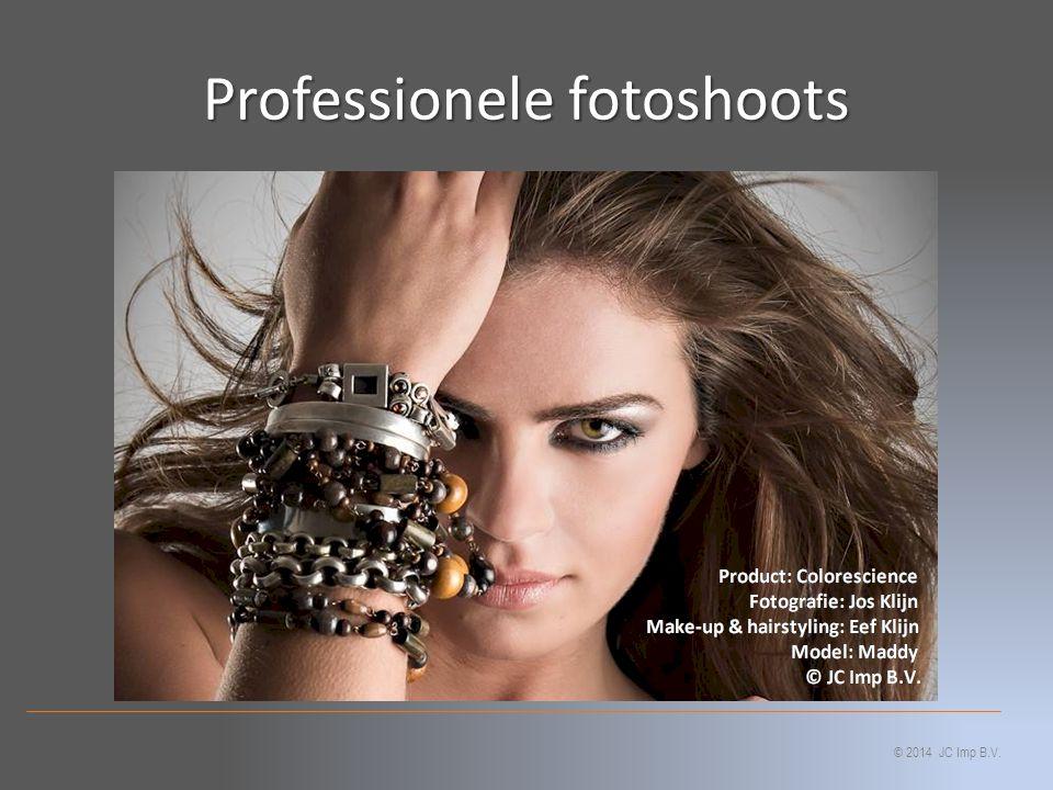 Professionele fotoshoots © 2014 JC Imp B.V.