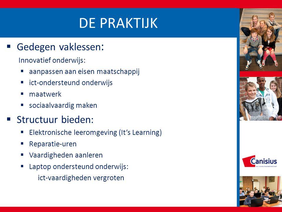 Versterkt taalonderwijs: ANGLIA Anglia of Versterkt Engels in: 1,2,3 THV Voorbereiding op toekomst Werken op verschillende niveaus Extra les Kosten ca.