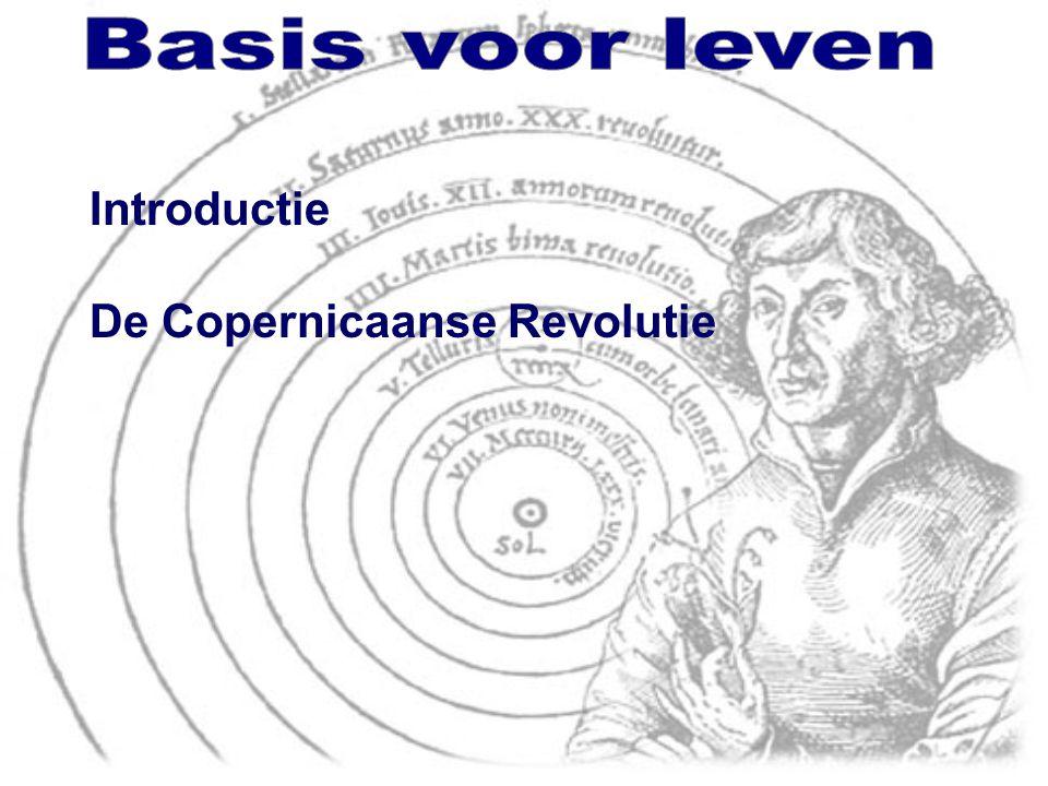 Introductie De Copernicaanse Revolutie