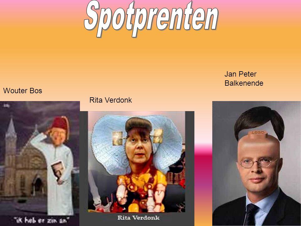Jan Peter Balkenende Wouter Bos Rita Verdonk