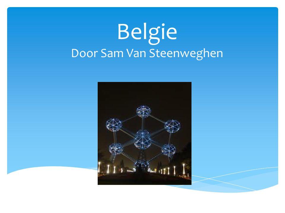 Belgie Door Sam Van Steenweghen