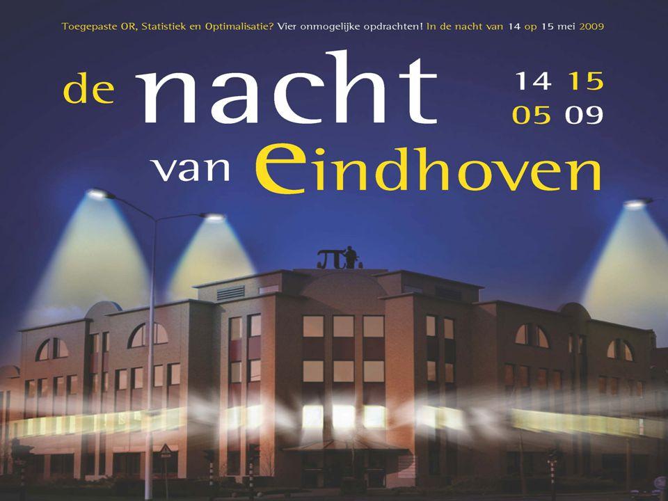 NACHT VAN EINDHOVEN CQM 24-25 mei 2007