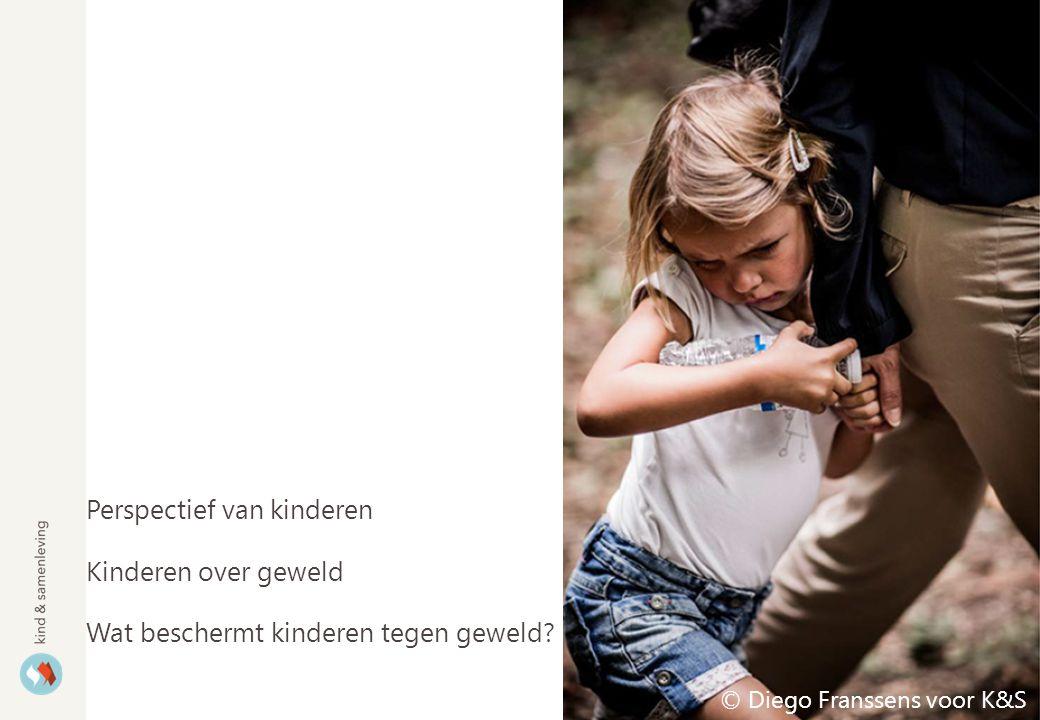 Perspectief van kinderen Kinderen over geweld Wat beschermt kinderen tegen geweld.