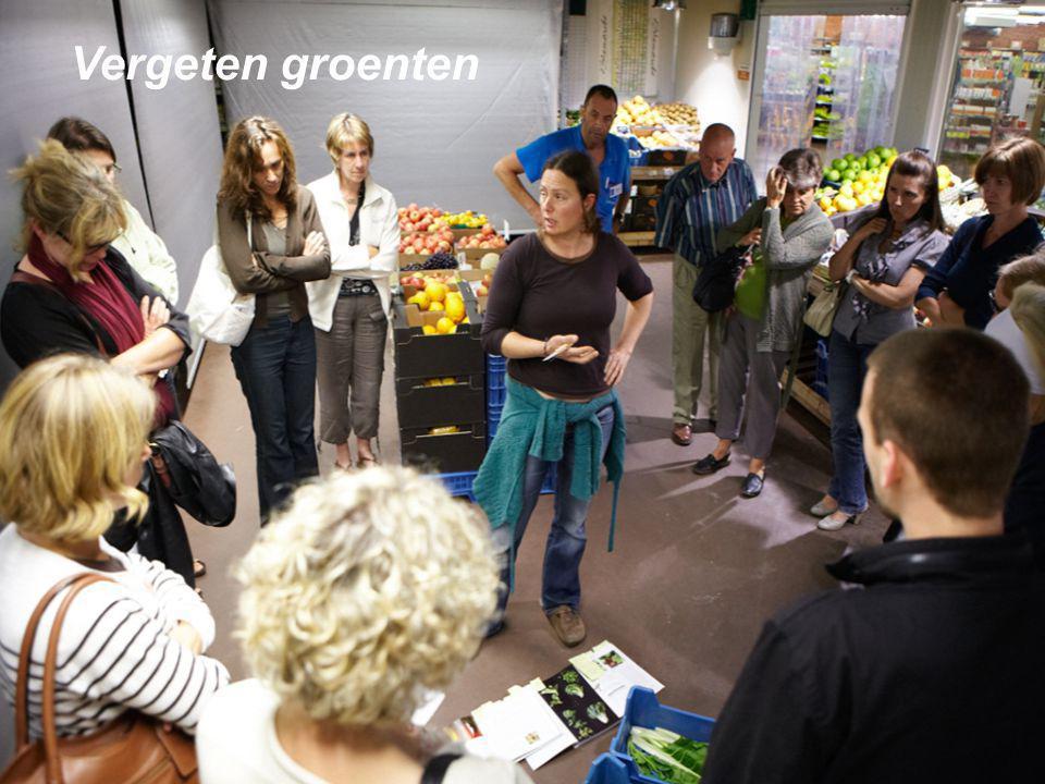 slide 21 Vergeten groenten