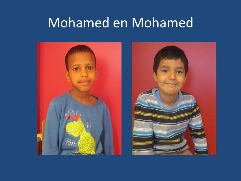 Mohamed en Mohamed