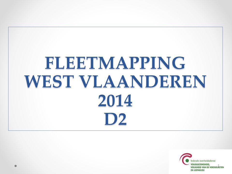 FLEETMAPPING WEST VLAANDEREN 2014 D2 1