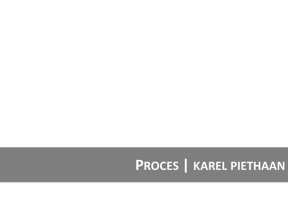 P ROCES | KAREL PIETHAAN
