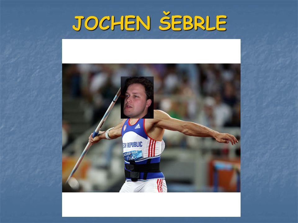 JOCHEN ŠEBRLE