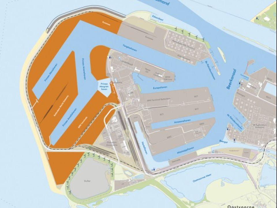 Deltavisie (5) - projecten Maasvlakte 2 Kantstekken