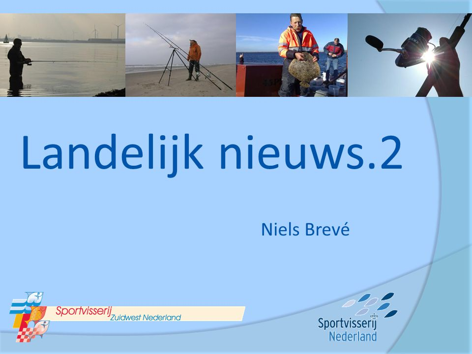 Landelijk nieuws.2 Niels Brevé