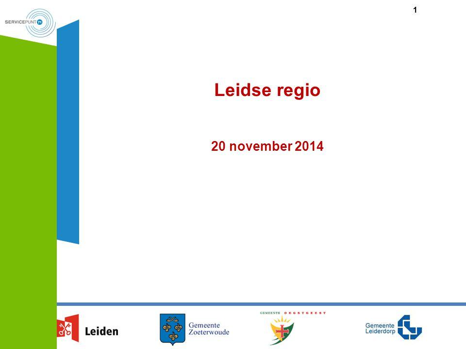 11 Leidse regio 20 november 2014