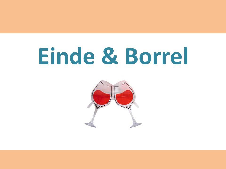 Einde & Borrel