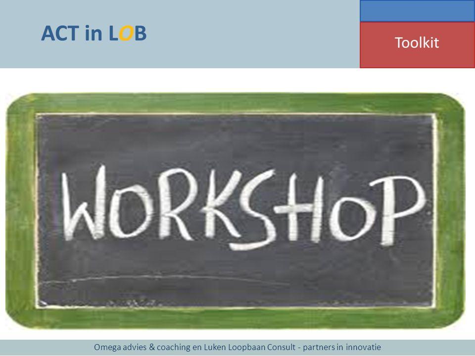 CDDQ Omega advies & coaching en Luken Loopbaan Consult - partners in innovatie