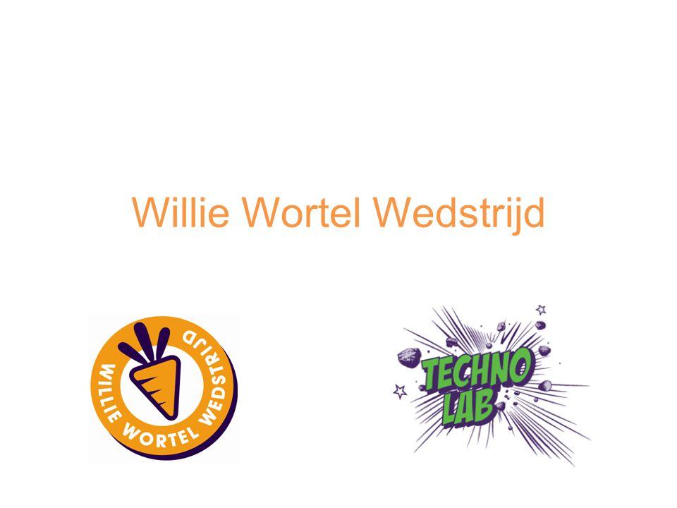 Willie Wortel Wedstrijd