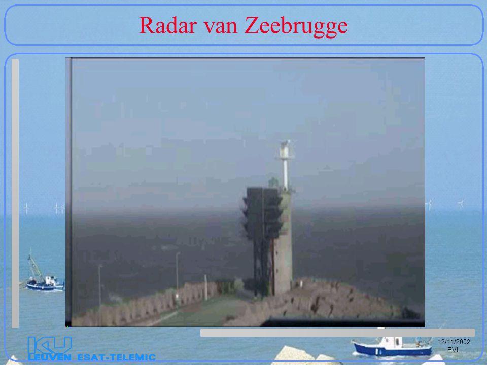 12/11/2002 EVL Radar van Zeebrugge
