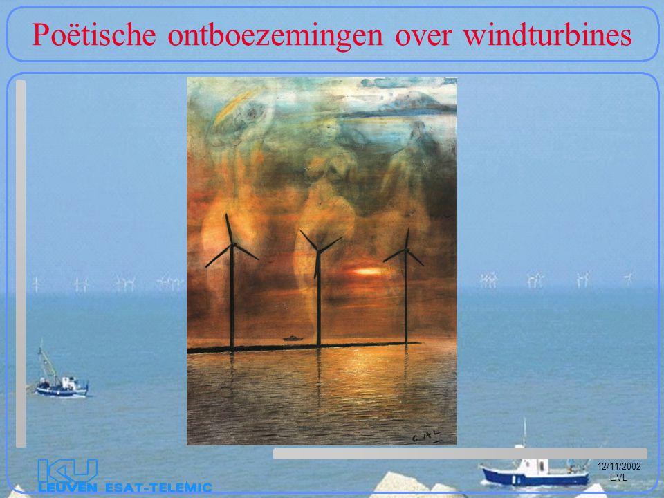12/11/2002 EVL Poëtische ontboezemingen over windturbines