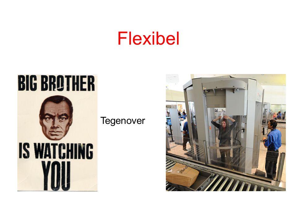 Flexibel Tegenover