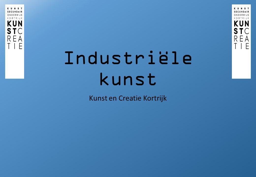 Industriële kunst Kunst en Creatie Kortrijk