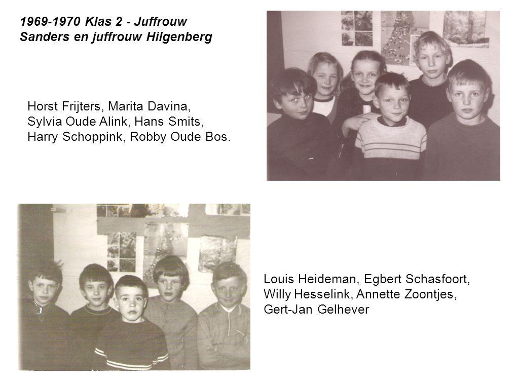 Louis Heideman, Egbert Schasfoort, Willy Hesselink, Annette Zoontjes, Gert-Jan Gelhever Horst Frijters, Marita Davina, Sylvia Oude Alink, Hans Smits,
