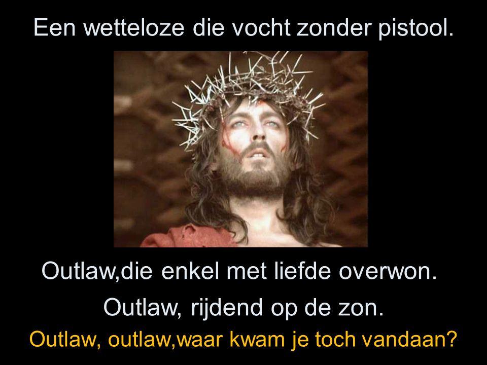Man van Nazareth!