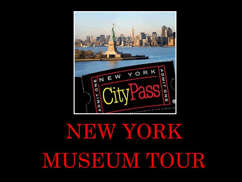 NEW YORK MUSEUM TOUR