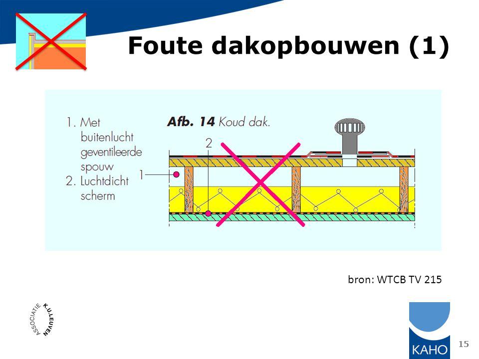 15 Foute dakopbouwen (1) bron: WTCB TV 215