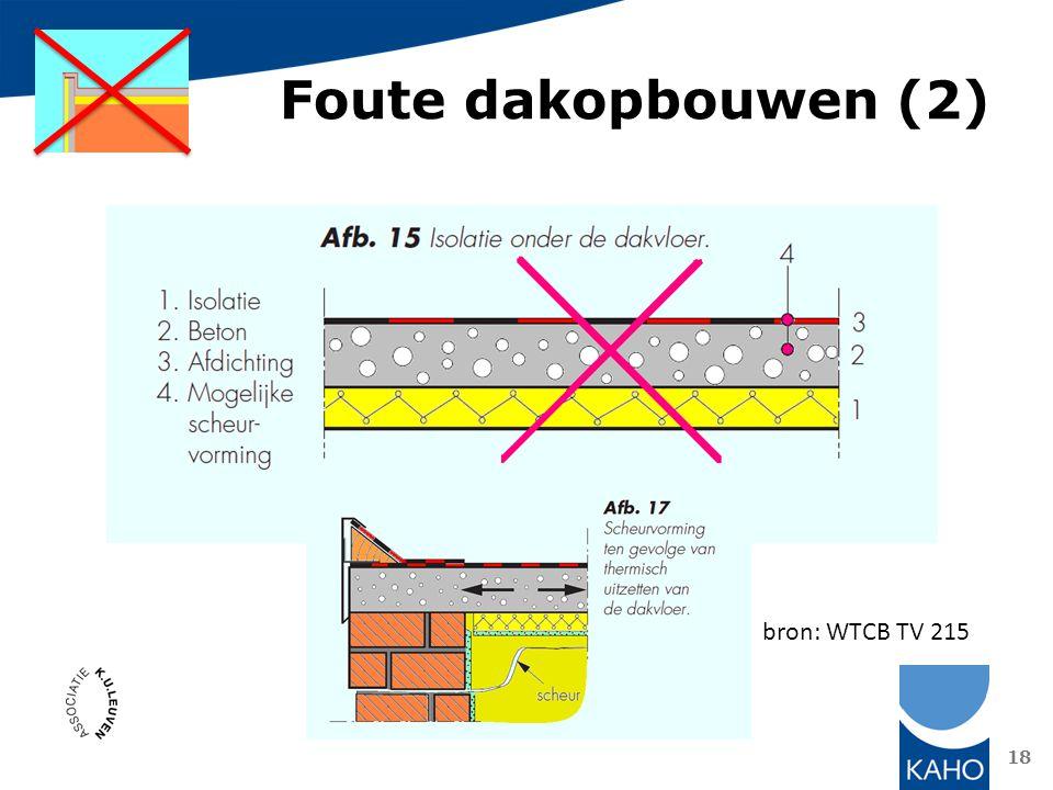18 Foute dakopbouwen (2) bron: WTCB TV 215