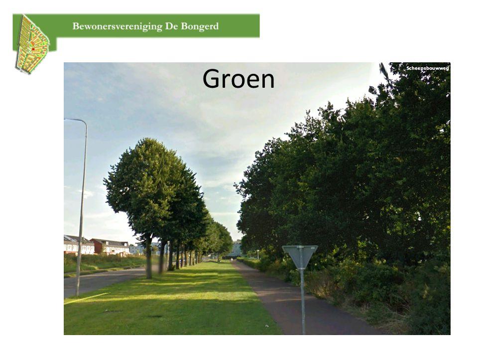Groen en ruimte belangrijke onderscheidende kwaliteiten van Amsterdam Noord.