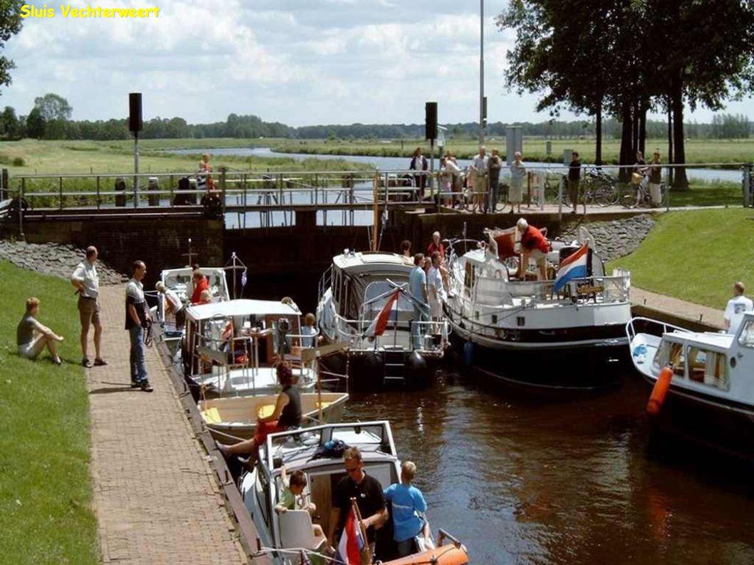 Haanwijkersluis Harmelen Prinses Irenesluis-Wijk bij Duurstede Nijmegen Rijksmonument Brug en sluis Weurt
