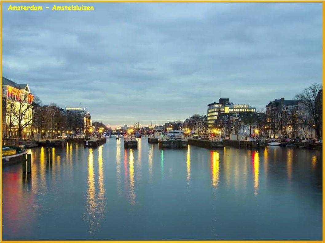 Amsterdam – Amstelsluizen