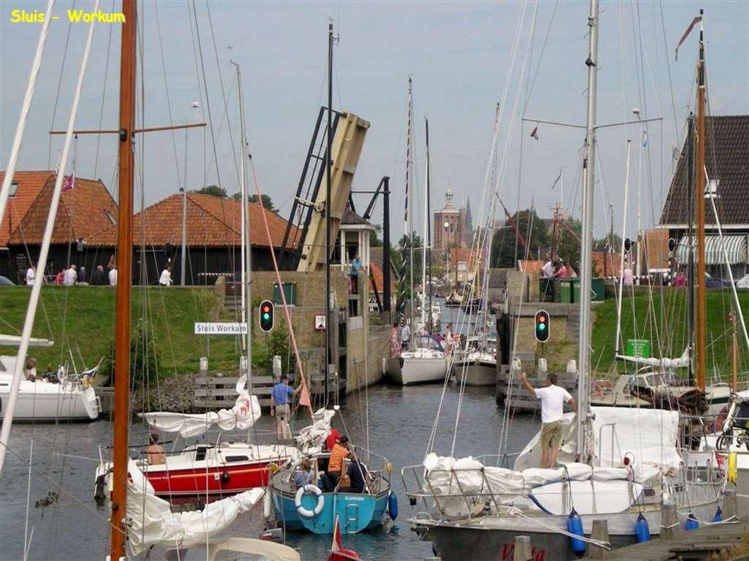 Vlissingen - Sluizen en Binnenhaven