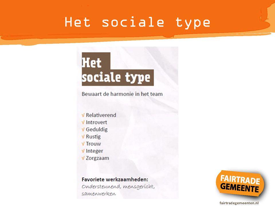 Het sociale type