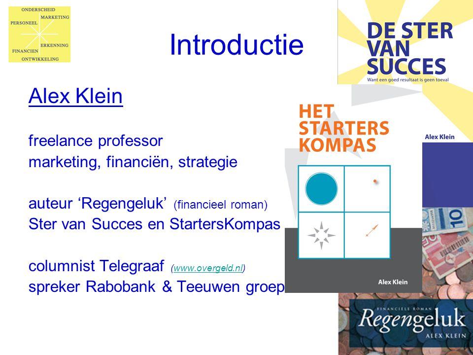 Aanleiding Hoe ziet economisch Nederland er op dit moment uit.