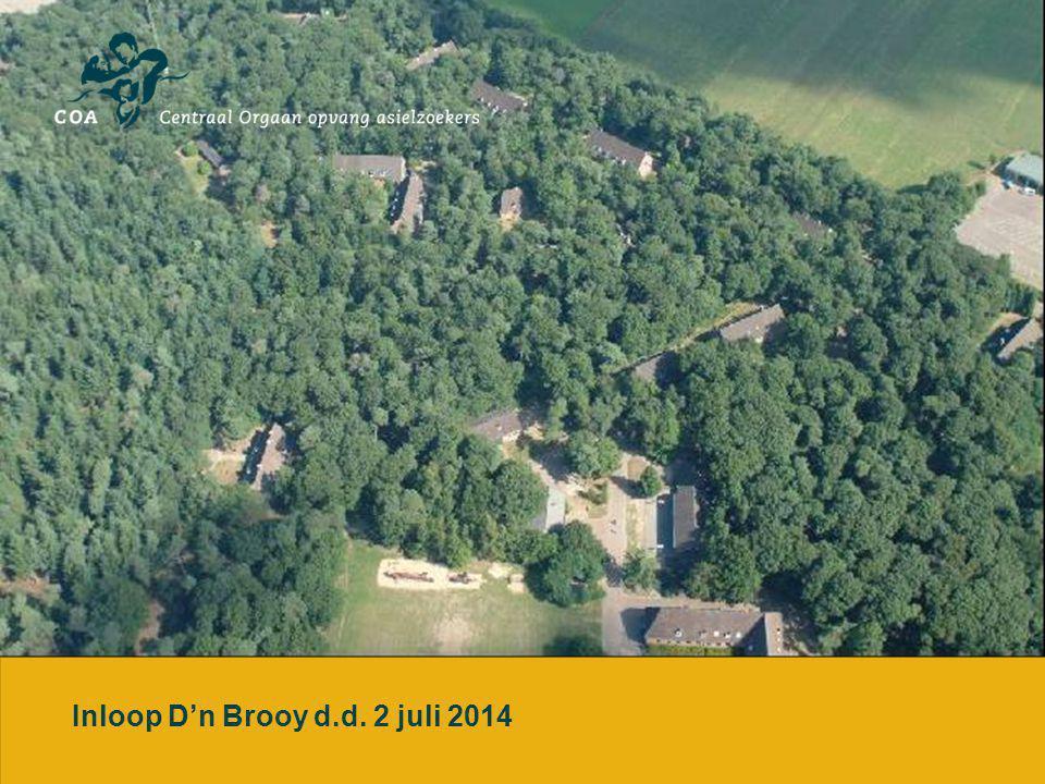 Inloop D'n Brooy d.d. 2 juli 2014