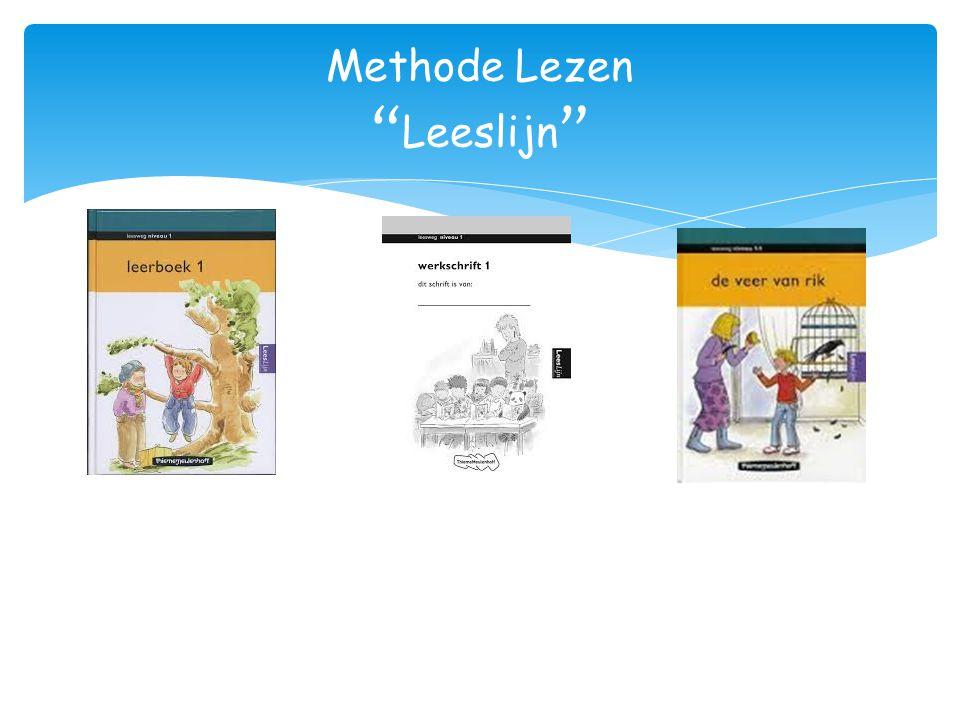 """Methode Lezen """" Leeslijn """""""