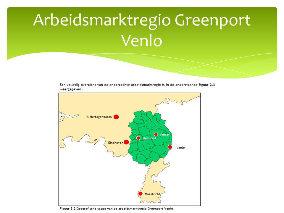 Arbeidsmarktregio Greenport Venlo 11