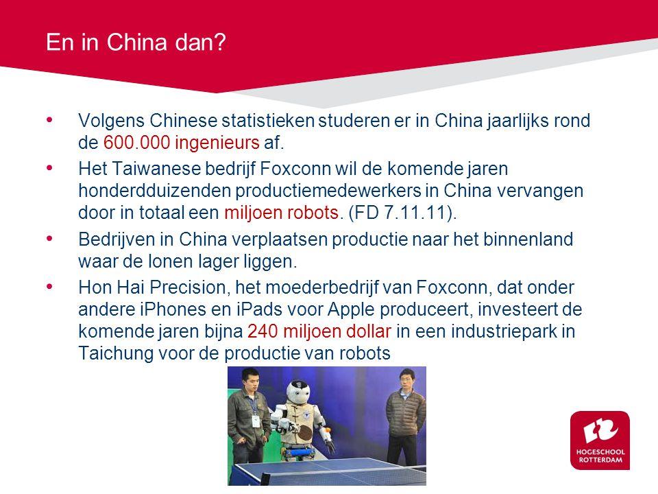 En in China dan.