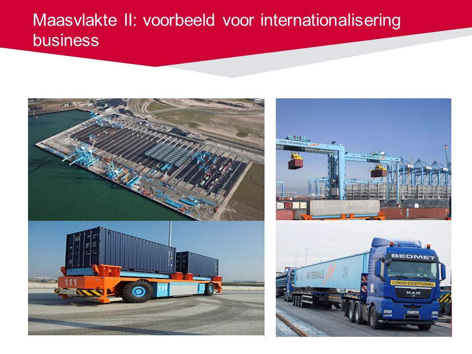 Maasvlakte II: voorbeeld voor internationalisering business