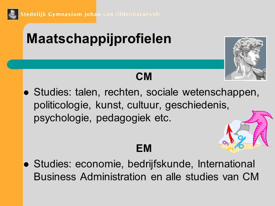 Natuurprofielen NG Studies: (dier)geneeskunde (onder voorwaarden), biologie, milieukunde, landbouwuniversiteit, tandheelkunde …..