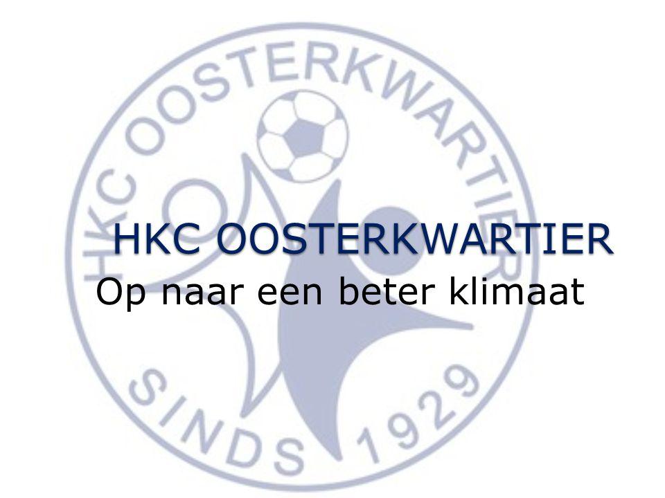 HKC OOSTERKWARTIER Op naar een beter klimaat