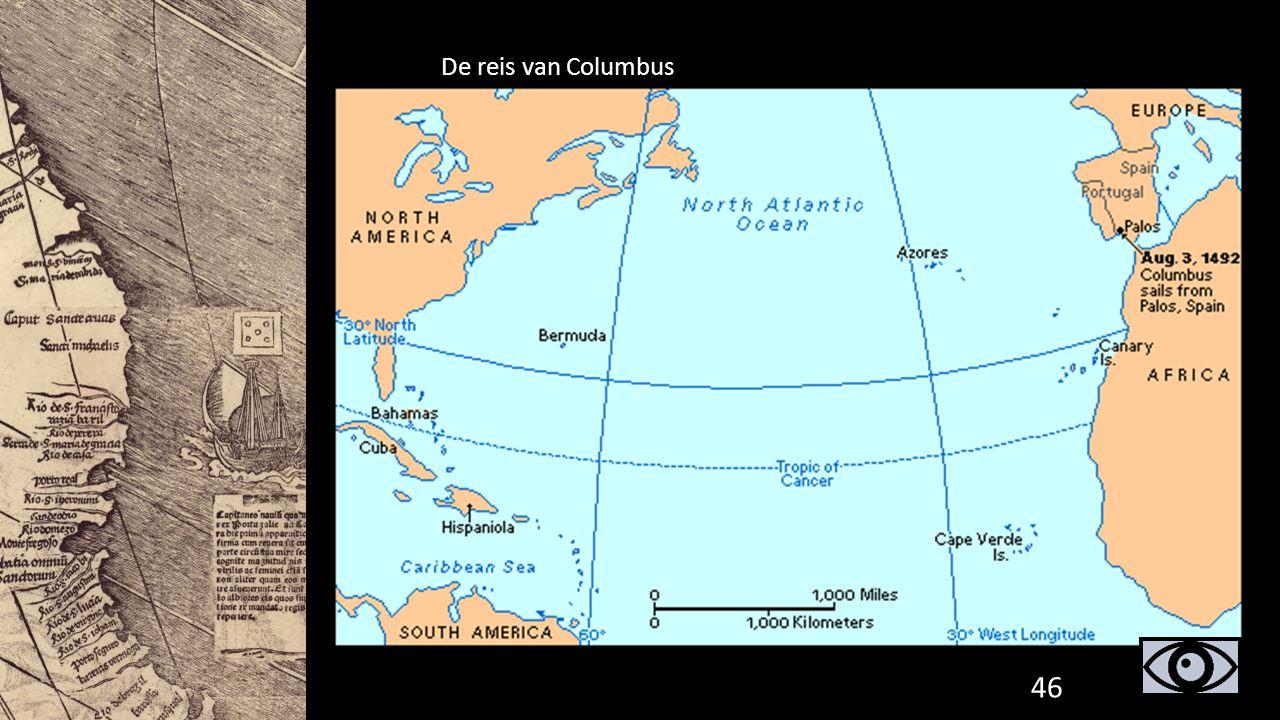 De reis van Columbus 46